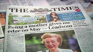 جدل كبير في لندن حول تصريحات وزيرة الطاقة عن الأمومة