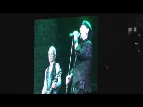 SCORPIONS WITH ULI ROTH - PICTURE OF LIFE LIVE IN ATHENS 2009 HD