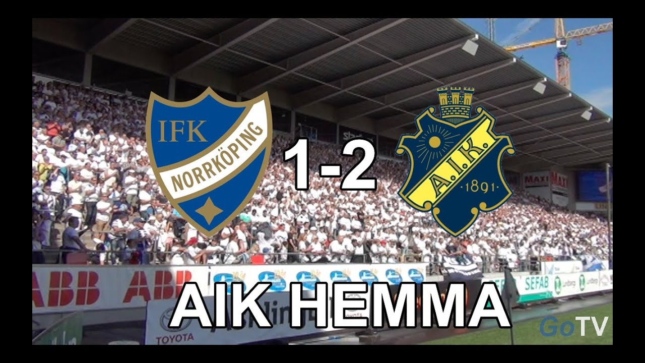 IFK Norrköping - AIK 02.08.2015 | Curva Nordahl