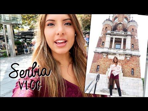 Vlog Serbia y Ele is back!! | ValeriaVlogs