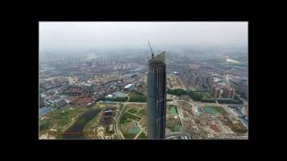 WUHAN | Wuhan Center | 438m | 1437ft | 88 fl | August 2016