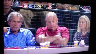 George Bush and Nolan Ryan Almost Cry