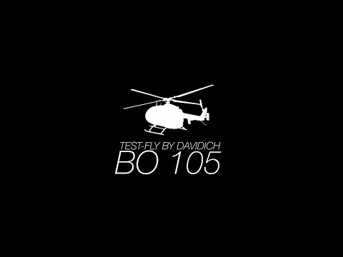 Тест Вертолёта от Давидыча. BO 105.
