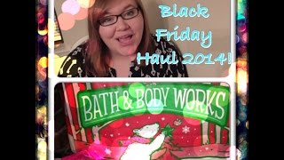 Black Friday Haul 2014! Bath & Body Works, Victoria's Secret, and Barnes & Noble! Thumbnail