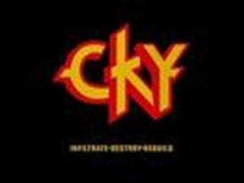 CKY FREESTYLE CHINESE RAP!