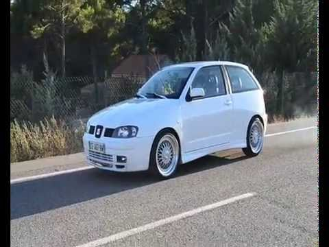seat ibiza 1 9 tdi k26 smoke sound and 0 to 160km h youtube. Black Bedroom Furniture Sets. Home Design Ideas