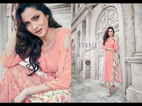 STARLIGHT VOL 3 BY ETERNAL|BANDHANI PALACE BEST FANCY KURTI COLLECTION
