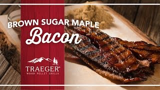 Amazing Maple Brown Sugar Bacon By Traeger Grills