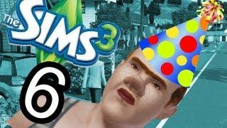 Sims 3 | Virgen y gordo a los 40 Ep.6 PARTY HARD