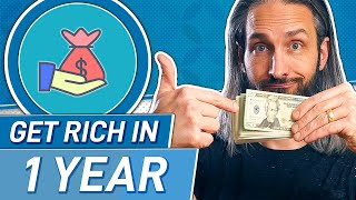 Do You Have What It Takes To Get Rich in 1 Year? / Garrett Gunderson