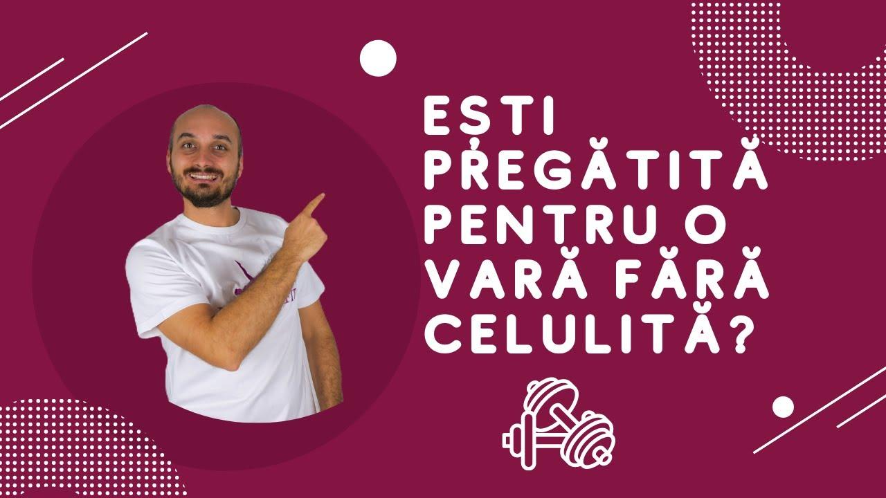 Exerciții fizice pentru pielea lăsată și celulită // MoveInspireFIT // Ziua 8