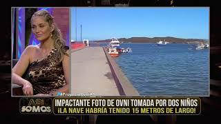 Reportan avistamiento de ovni en Quellón: ¡niños fotografiaron supuesta nave E.T. en Chiloé!