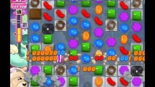Candy Crush Saga Level 1411 (No booster)