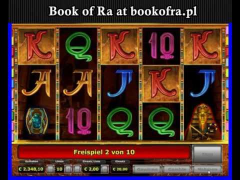 Book of Ra 5 Bücher und 5 Cowboys von YouTube · Dauer:  13 Sekunden  · 250 Aufrufe · hochgeladen am 21/01/2014 · hochgeladen von Casino