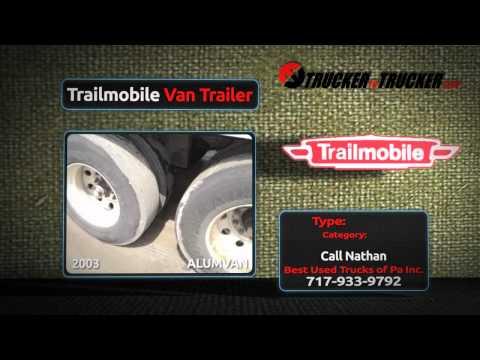Trailmobile Trailer Sales - Shop Trailmobile Trailers For Sale