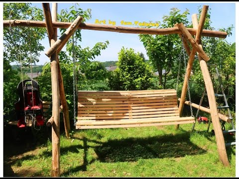 Download Garden swing part 1 how i build/// Balansoar pentru Casuta din Padure part1