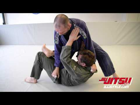 Knee On Belly Attacks with Roger Gracie Black Belt, Nick Brooks