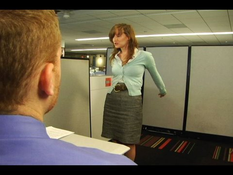 Man in the Box - The Easy Office Girl