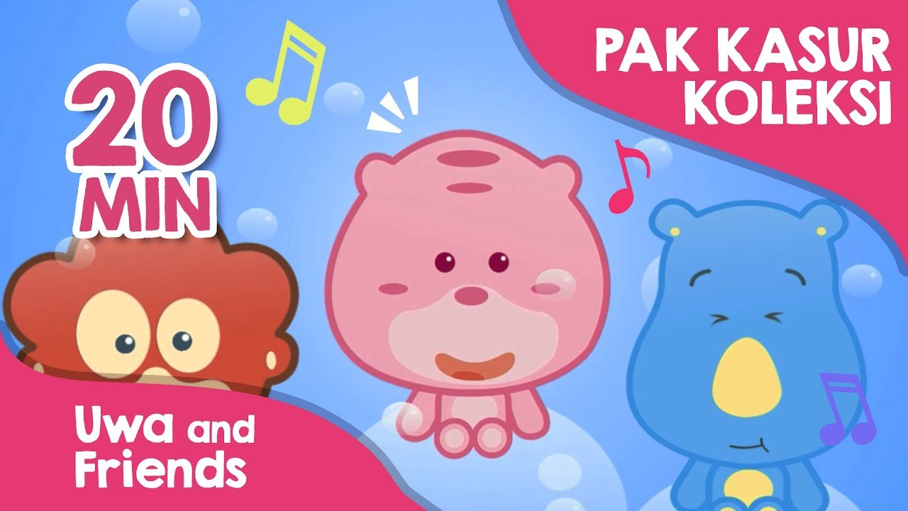 Download 20 menit Kumpulan lagu anak cipt Pak Kasur - Uwa and Friends