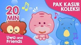 20 menit Kumpulan lagu anak cipt Pak Kasur - Uwa and Friends