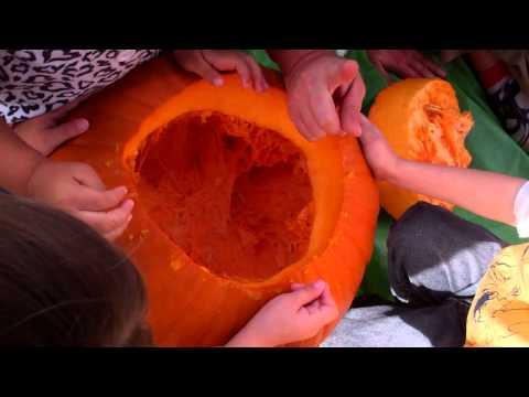 Precious People Learning Center - Pumpkin Fun in Room 4
