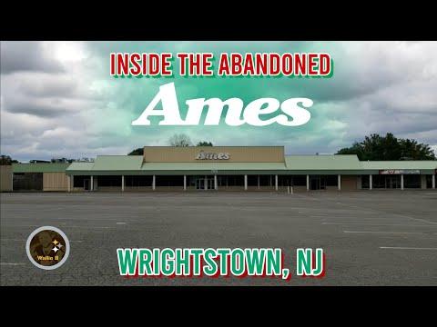 Abandoned Ames Wrightstown, NJ