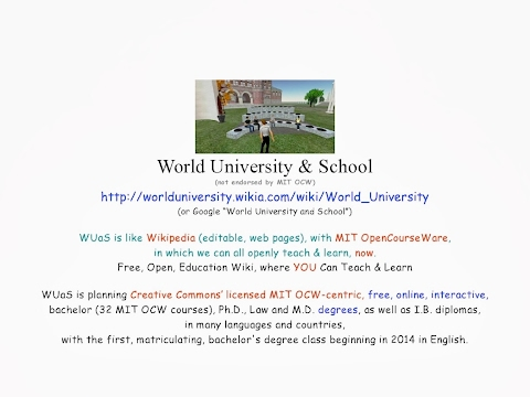 World Univ & Sch - free-to-students online accrediting Bachelor degrees