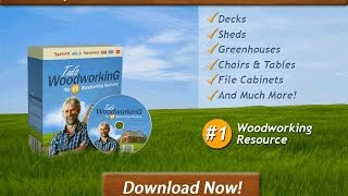 Ted s Woodworking Guide - DWG/CAD Software - 150 High Resolution Self-explanatory Videos