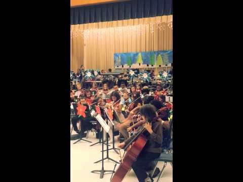 Manor View Elementary School Winter Concert
