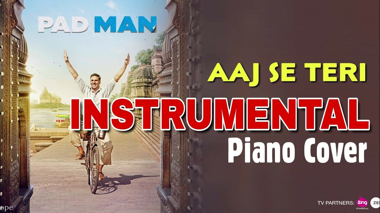 Aaj se teri padman instrumental version piano cover with aaj se teri padman instrumental version piano cover with lyrics bollywood piano cover stopboris Images