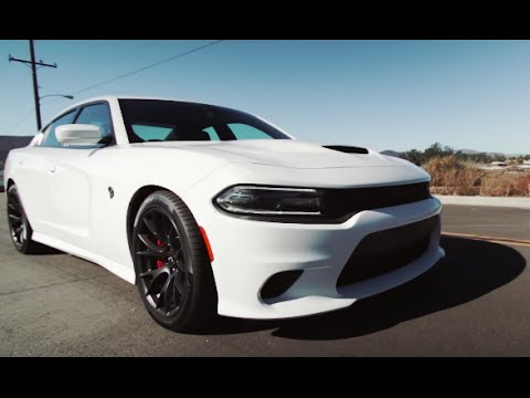The 707 Horsepower Sedan: One Week with the Hellcat Charger