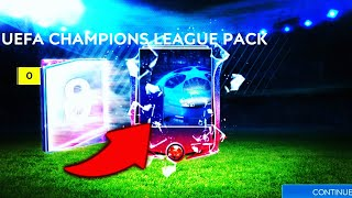 Greatest Pack Opening In Fifa Mobile 19 - Best Champions League Pack Opening