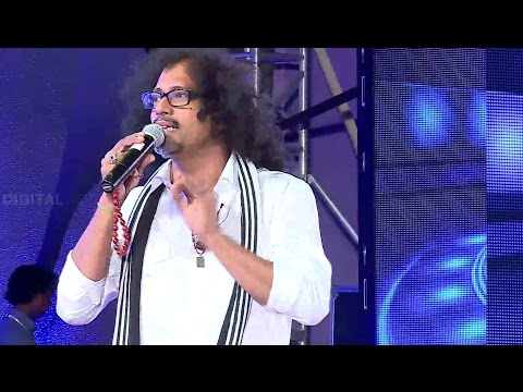 Shahabaz Aman Singing Song Kerala Film Producers Association Award 2014   Malayalam Awards