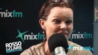Belinda Carlisle joins Rosso & Claire | Mix106.5