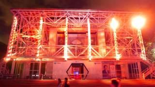 Круг Света 2015 - ВДНХ - Павильон Инфогород, Световое Шоу - 4K LX100
