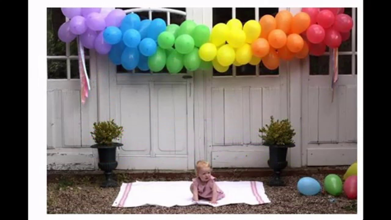Cheap Simple Party Decoration Ideas Youtube
