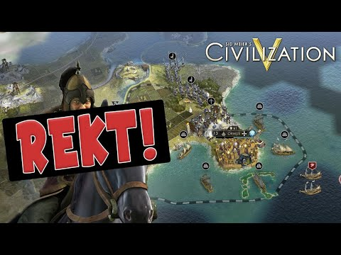 Civ 5 Deity Challenge Mongolia, but I lose my capital to a city state called Ormus |