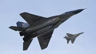 Российский истребитель НАПУГАЛ НАТО!!!