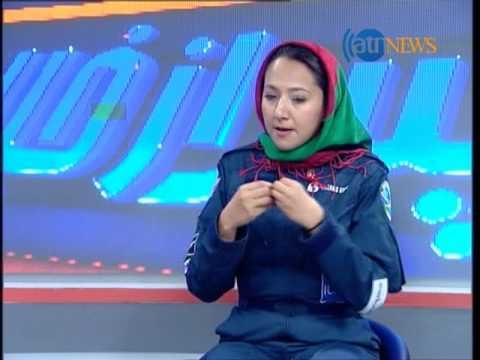 Interview with Afghan-American Female Pilot   گفتگو با شایسته واعظ، پیلوت امریکایی افغان تبار