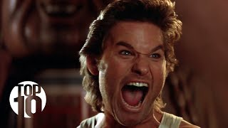 The Top 10 Most Memorable Jack Burton Quotes (Big Trouble in Little China)