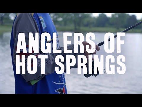 I Am Hot Springs - Anglers:  Fishing In Hot Springs, Arkansas