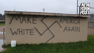 Hate crimes soared the week after Trump's election victory