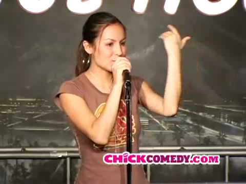 Anjelah Johnson Nail Salon Uncut