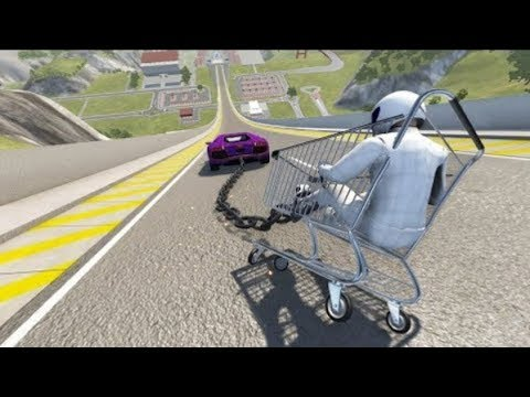 High Speed Jump Crashes BeamNG Drive Compilation #20 (BeamNG Drive Crashes)