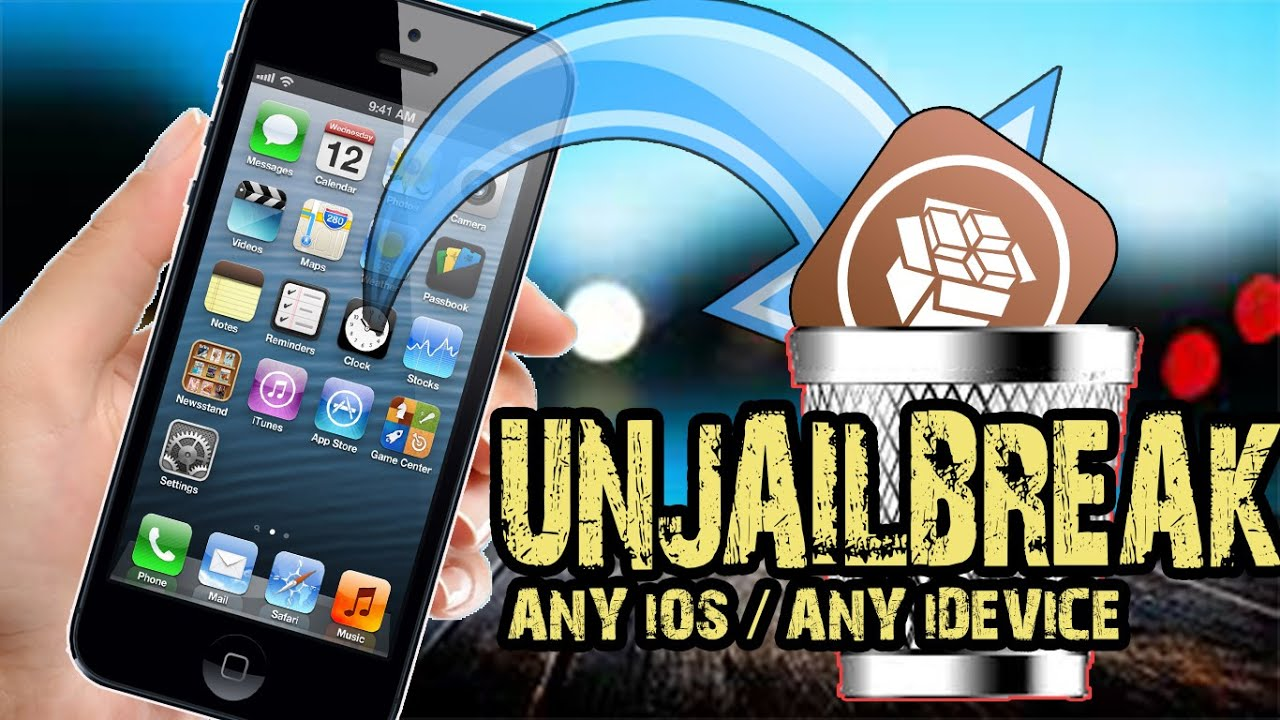 how to unjailbreak iphone without computer how to remove uninstall delete cydia unjailbreak 2065