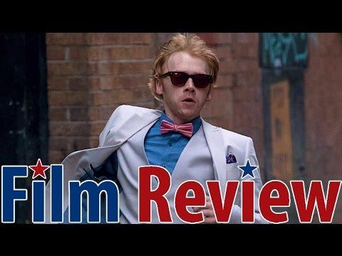 Snatch star Rupert Grint, 'Should his Harry Potter fans watch this?' Soundbyte