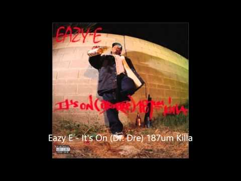 Eazy-E - Real Muthaphukkin G's [Lyrics] HD