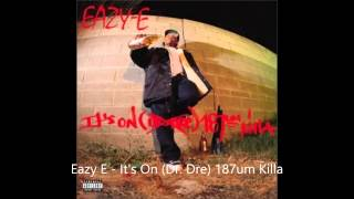 Eazy-E - Real Muthaphukkin G