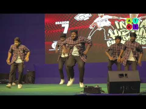 Western Dance Showcase By Live Wire Dance Crew | Elan And Nvision 2018