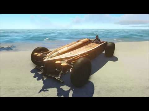 ArcheAge Car Music